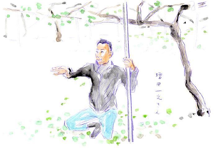 増田一之さん